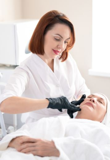 facial restylane skinbooster treatments