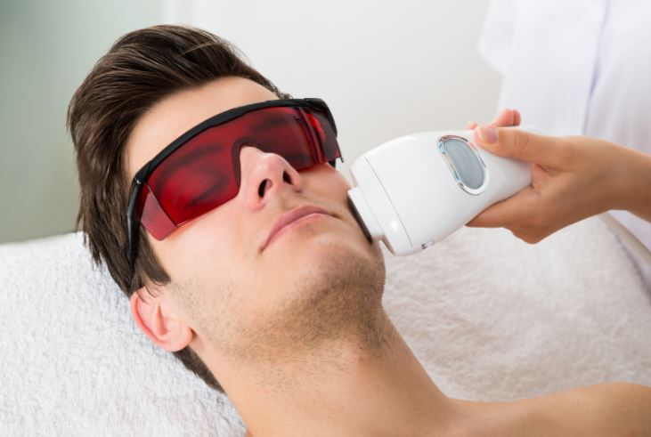laser treatments for acne face scars